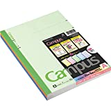 Five books set ノ-3CANX5 30 pieces of Kokuyo Campus Notes No. 6 semi-B5 A ruled line (japan import)