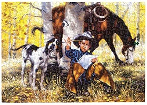 Miles Kimball Jack Sorenson'sTM  The Artist  Puzzle by Miles Kimball