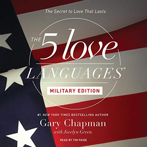 The 5 Love Languages: Military Edition cover art