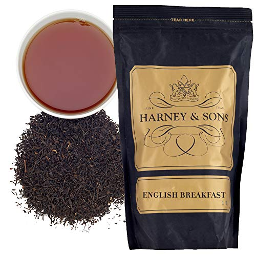 Harney & Sons English Breakfast, 16 oz Loose Leaf Tea