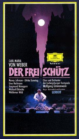 Weber, Carl Maria von - Der Freischütz [VHS]