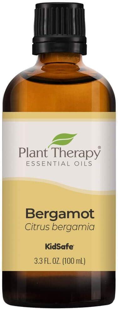 Bergamot Essential Oil 100% Pure