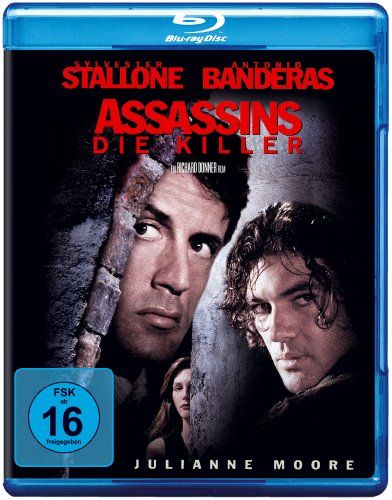 Assassins - Die Killer [Alemania] [Blu-ray]