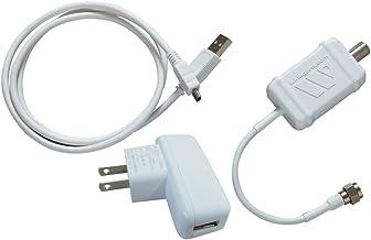 Winegard LNA-100 Boost TV Antenna Amplifier, HDTV Signal Booster, HD Digital VHF UHF..