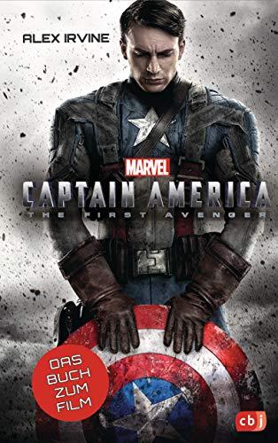 Marvel Captain America – The First Avenger: Das Buch zum Film ab 10 Jahren (Die Marvel-Filmbuch-Reihe, Band 7)