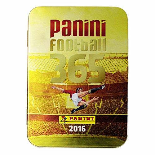 Panini Fußball FIFA 365 Sticker Kollektion 2016/2017 - Mini-Tin mit 15 Tütchen