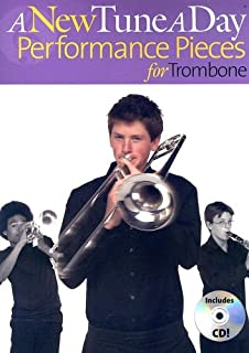 New Tune A Day Performance Pieces For Trombone (A New Tune a Day)