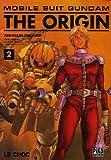 Mobile Suit Gundam The Origin, Tome 2