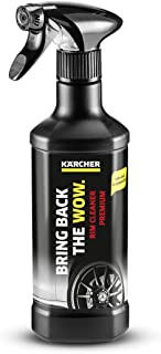 Kärcher velgenreiniger RM 667, 500 ml (verwijdert straatvuil op alle gangbare soorten velgen, slimme kleurverandering geef...