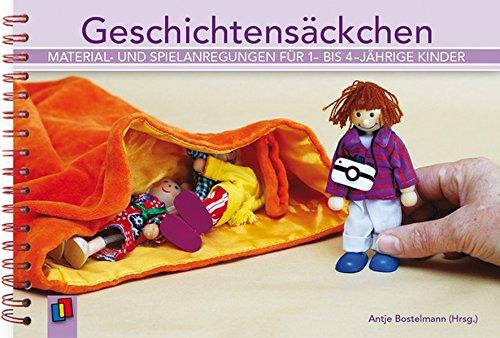 Materialien für 1- bis 4-jährige Kinder: Geschichtensäckchen