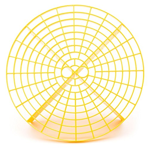 Grit Guard GG-Yellow Einsatz für Eimer, Durchmesser : 12 Zoll, Gelb