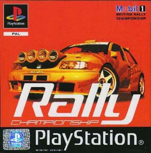 Rally Championship [PlayStation]
