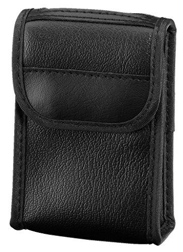 Monacor ATS-16BAG Kunstleder-Schutztasche für Geräte mit Abmessungen von 66 x 111 x 35, schwarz