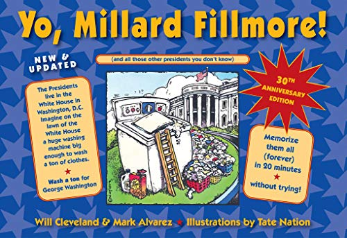 Yo, Millard Fillmore! (2021 edition): (and all those other presidents you don't know)