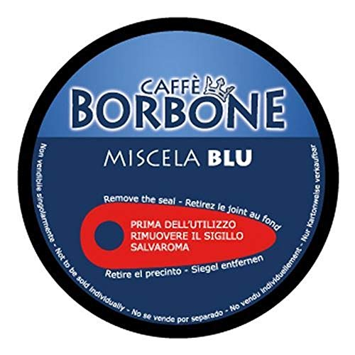 Borbone caffe 270 CAPSULE CAFFE BORBONE Miscela Blu Compatibile DOLCE GUSTO