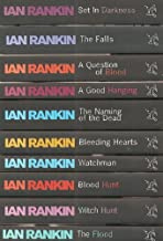 Ian Rankin Collection: 10 Books set RRP 69.90 - Rebus: Set In Darkness, The Falls, A Question of Blood, A Good Hanging, The Naming of the Dead - Others: Bleeding Hearts, Watchman, Blood Hunt, Witch Hunt & The Flood