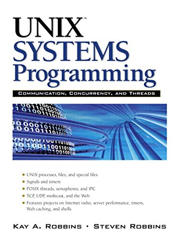Free Ebook Unix Systems Programming Communication Concurrency And