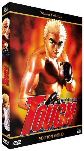 Tough (Kôkô Tekken-den) -Intégrale-Edition Gold