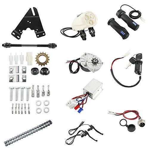 Yaesport Dc 24V 250W DIY 22 Inch - 28 Inch Electric Motors for Bikes Electric Bike Kit Electric Bike Conversion Kit