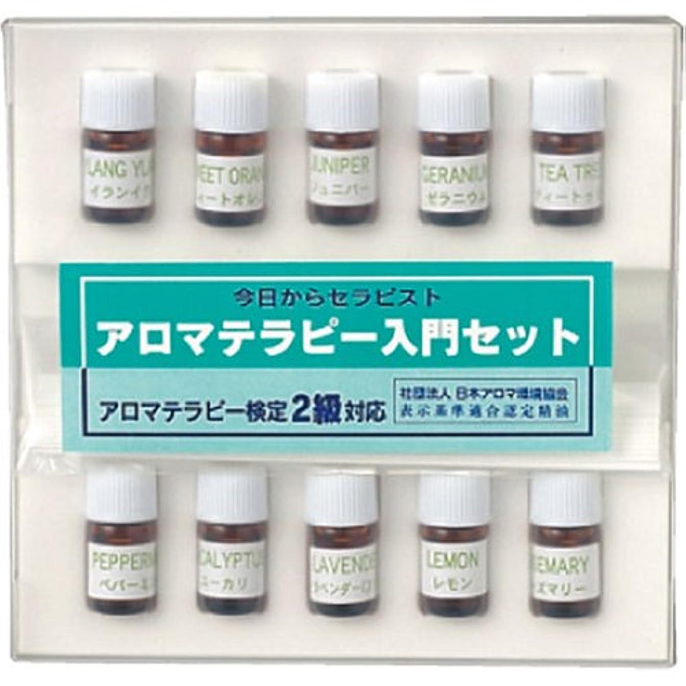 紫のスリップシューズシアー生活の木アロマ入門セット検定2級対応