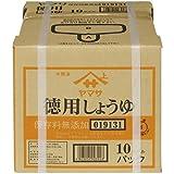 ヤマサ 徳用醤油 無添加 パック 10L