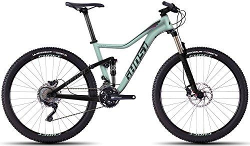 Ghost Lanao FS 4 27.5R Womens Fullsuspension Mountain Bike 2016 (Mint/Schwarz, M/42cm)