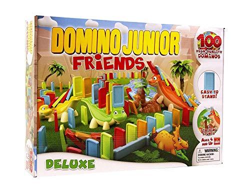 Goliath - Domino Express Junior Friends - Jeu de construction - 81018.004