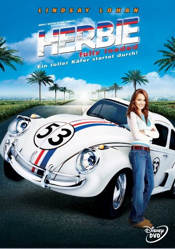 Herbie fully loaded: Ein toller Käfer startet durch