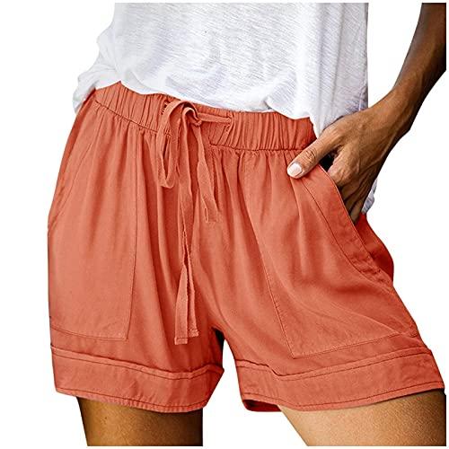 WINTOM Yoga Hosen Frauen Kurz Kurze Hose Damen Sexy Damen Sport Shorts Sommer Shorts Damen High Waist Kurze Hose Damen Jeans