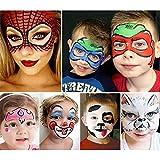 Immagine 1 lictin truccabimbi kit face paint