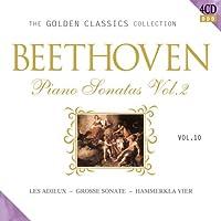 The Golden Classics Series : Beethoven: Piano Sonatas /Vol.2