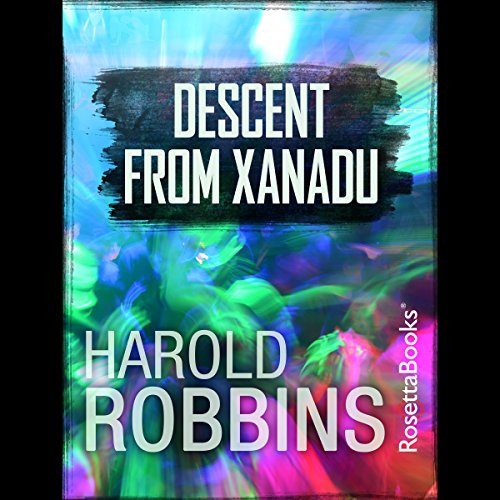 Descent from Xanadu audiobook cover art