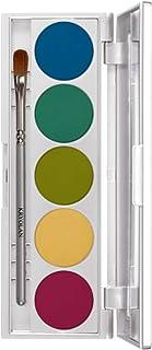 Kryolan Shades Eyeshadow Palette, 7.5 g - Rio