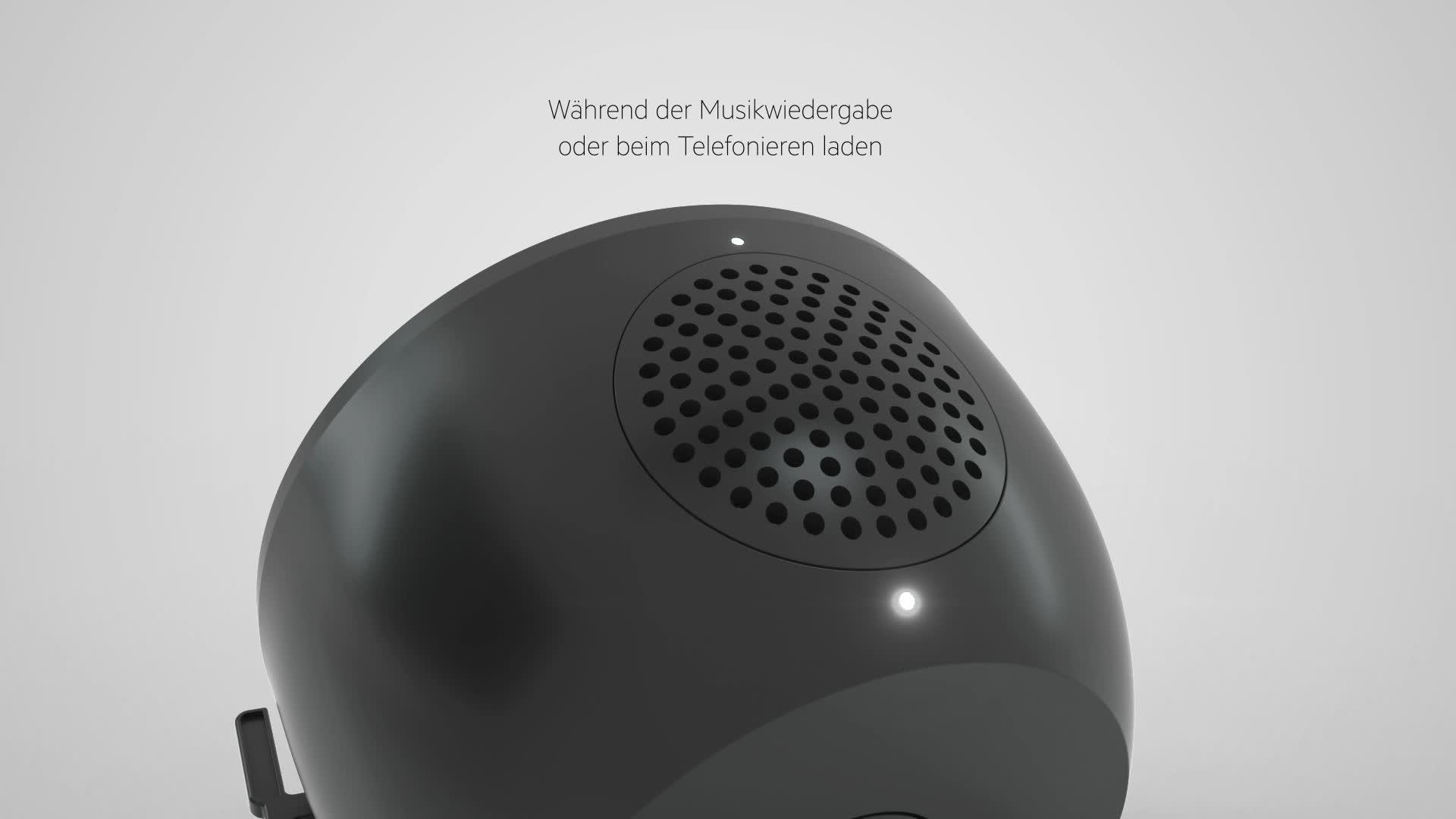Belkin Drahtloser Boostcharge Ladeständer 10 W Mit Elektronik