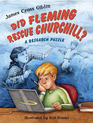 Did Fleming Rescue Churchill?: A Research Puzzle (English Edition)