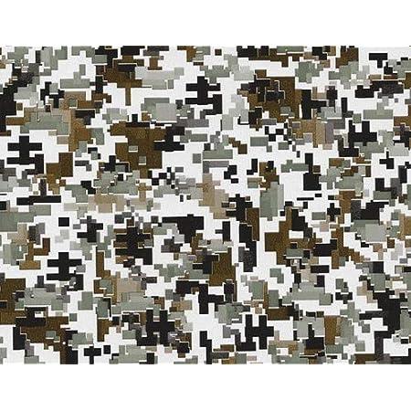 Mst Design Wassertransferdruck Wtd Camouflage Braun Digital Ca R 044 01 1 M 100 Cm Breite Film Wassertransferdruckfilm Wtp Water Transfer Printing Hydrographics Auto