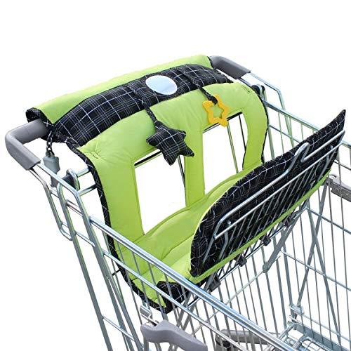 Monsieur Bébé ® Protège chariot pour enfant + Jouets - Modèle'Baby Protect' - Norme CE