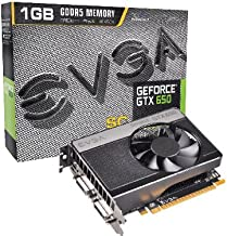 EVGA GeForce GTX 650 Ti SSC 1024MB GDDR5 128bit, Dual Dual-Link DVI, Mini HDMI, Graphics Card (01G-P4-3652-KR) Graphics Cards 01G-P4-3652-KR
