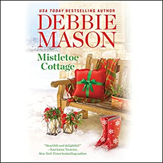 Mistletoe Cottage audiobook cover art