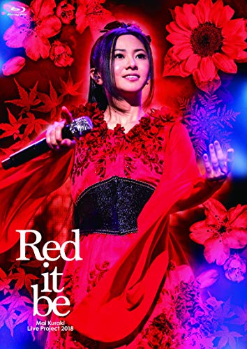 "[画像:『Mai Kuraki Live Project 2018""Red it be 〜君想ふ 春夏秋冬〜"" 』 [Blu-ray]]"