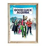 FANART369 Good Luck Algerien Poster A3 Größe Movie Poster
