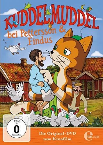 Kuddelmuddel bei Pettersson und Findus - Die Original-DVD zum 4. Kinofilm