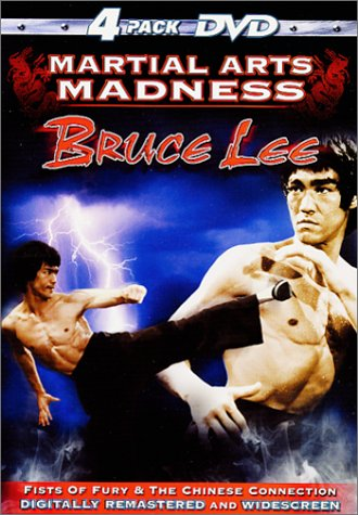 Martial Arts with Bruce Lee (A Dragon Story, Legend of Bruce Lee, Fists of Fury, The Chinese Connection)