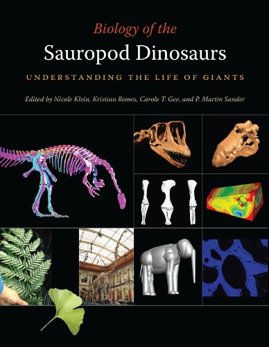 Biology of the Sauropod Dinosaurs: Understanding the Life of Giants (Life of the Past) (English Edition)