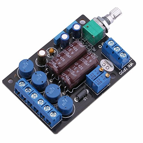 2CH Audio de Doble Canal TA2024B Junta Amplificador Digital DC 12 V...