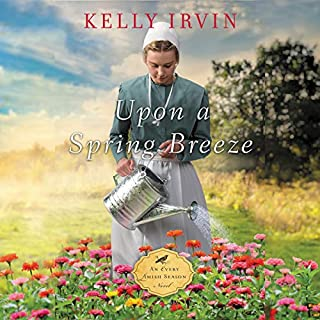Upon a Spring Breeze audiobook cover art