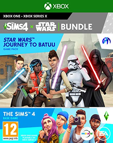 The Sims 4 + Star Wars Journey to Batuu - Xbox One
