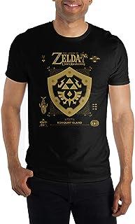 スポンサー広告 - THE LEGEND OF ZELDA ゼルダの伝説 (ゼルダ35周年) - Zelda Links Awakening/Tシャツ/メンズ 【公式/オフィシ...