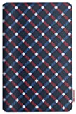 X-Doria SmartStyle Folio für iPad Air – Modern Plaid blau