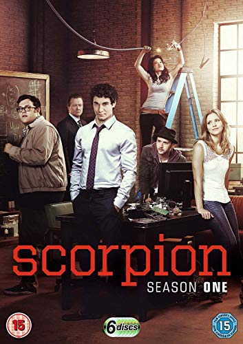 Scorpion - Season 1 [DVD] [2014] by Elyes Gabel